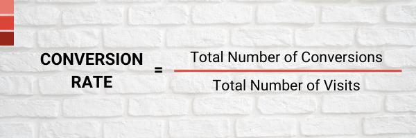 conversion rate formula codedesign