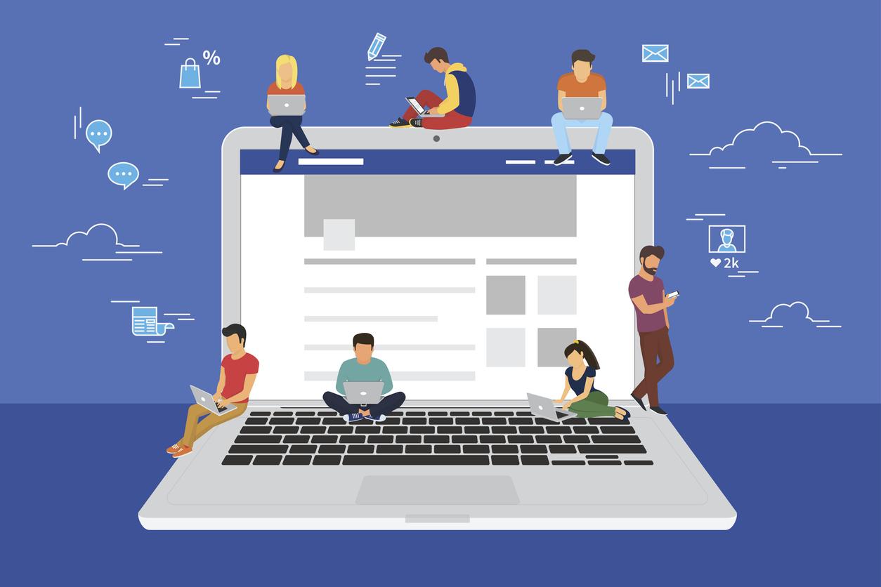 Digital marketing channel- social media advertising