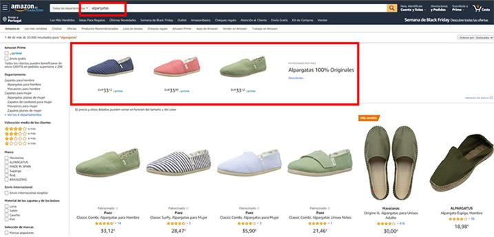 PAEZ amazon product campaign 1