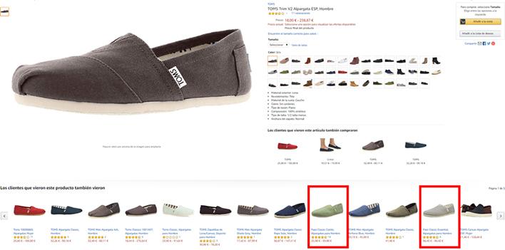 PAEZ Amazon product campaign 2