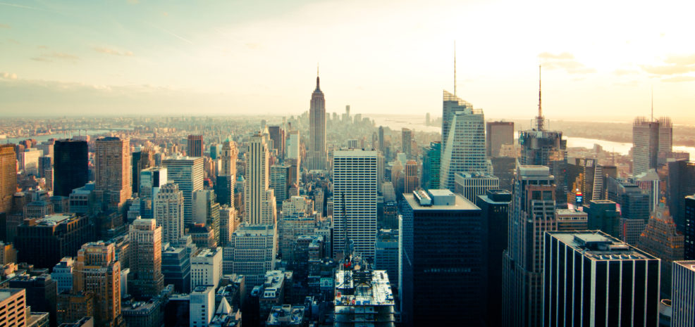 New York City is a hub for digital marketing agencies