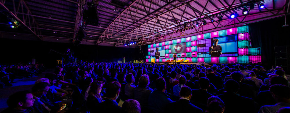 Web Summit Digital Marketing Event