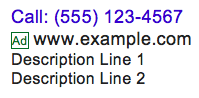 call-only-ad