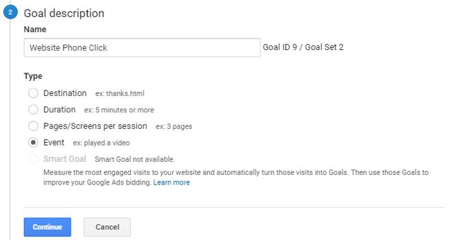 Goal Description