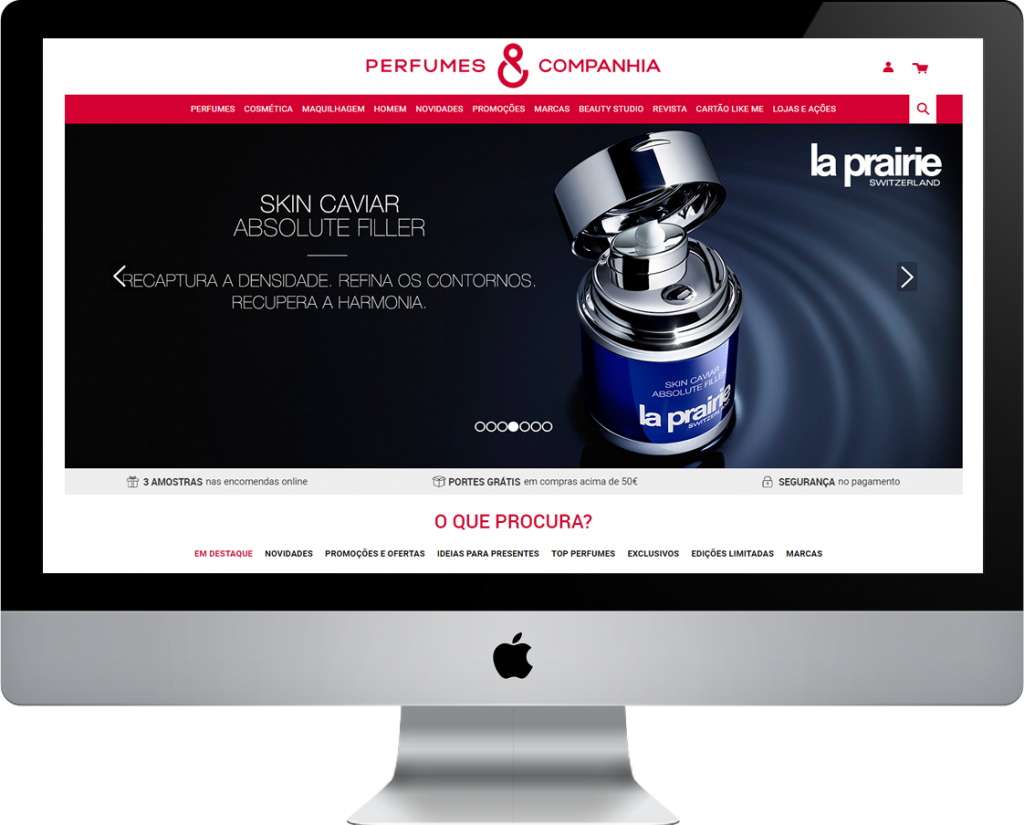 perfumes e companhia case study